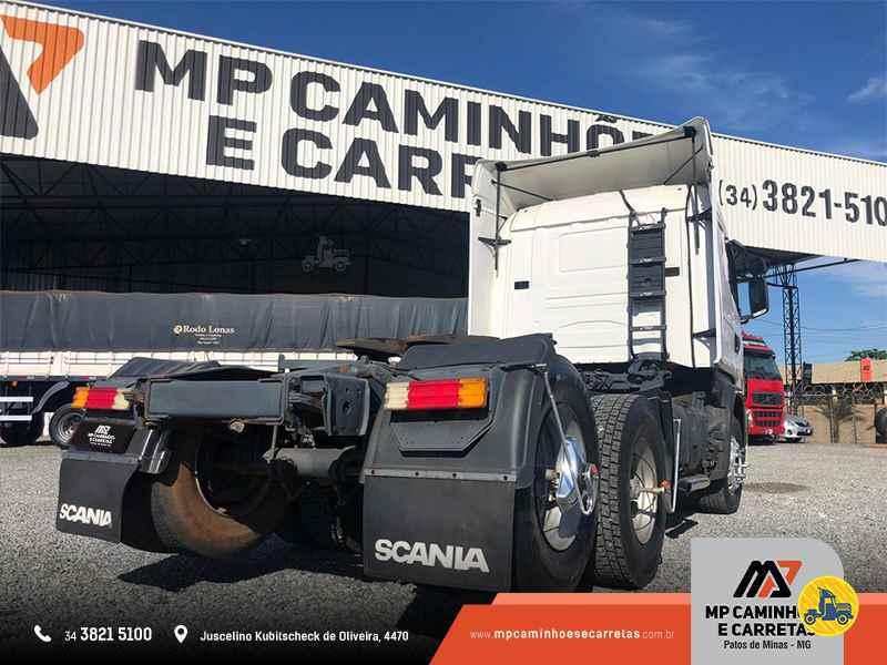 SCANIA SCANIA 124 400 468795km 2004/2004 MP Caminhões e Carretas
