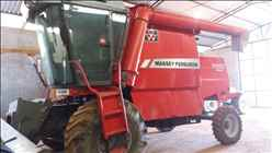 MASSEY FERGUSON MF 5650  2009/2009 Bender Comercial Agrícola