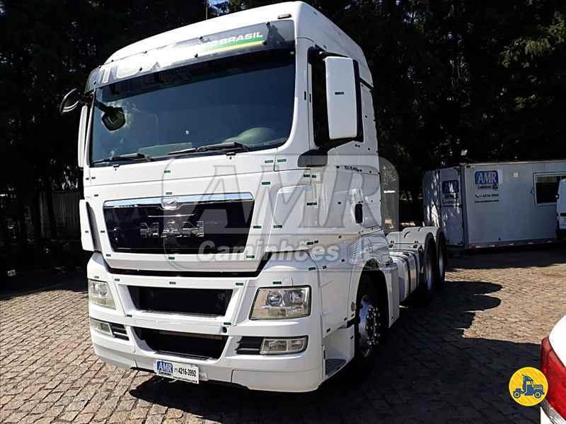 MAN TGX 29 440 548960km 2014/2015 AMR Caminhões