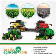 JOHN DEERE JOHN DEERE 9770 STS  2014/2014 Usado Agricola