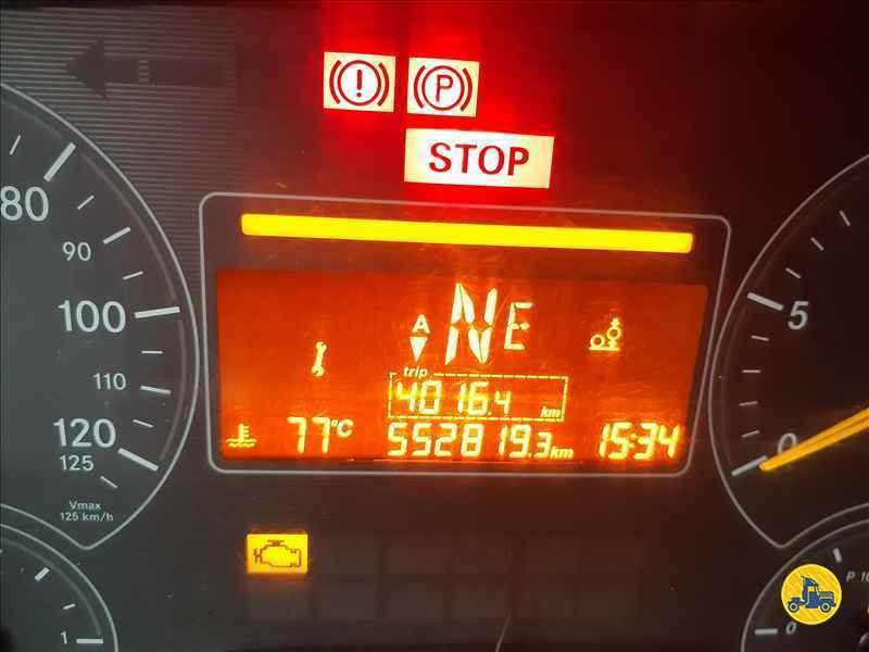 MERCEDES-BENZ MB 2536 550000km 2014/2014 Nino Caminhões