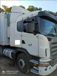 SCANIA SCANIA 380 200000km 2009/2010 Transmap Caminhões