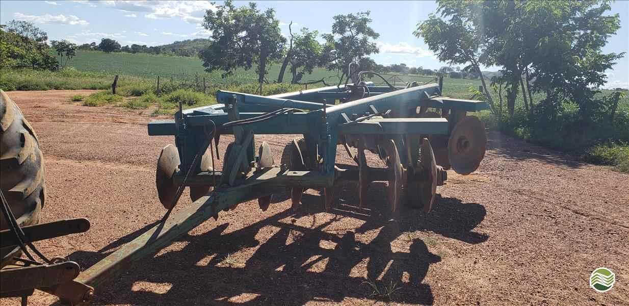 GRADE ARADORA ARADORA 18 DISCOS  201 CMP Máquinas