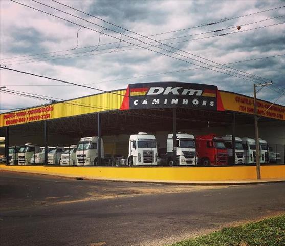 Foto da Loja da DKM Caminhões