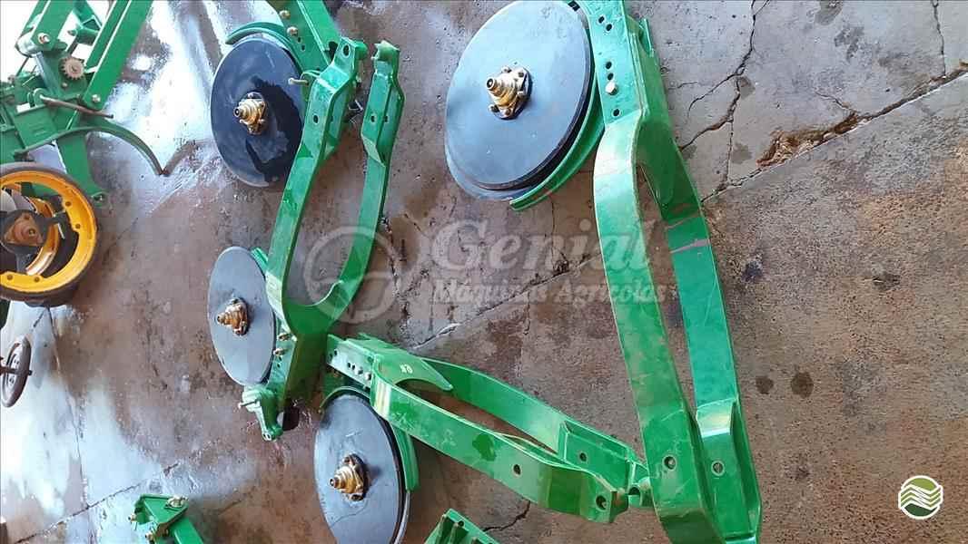 PLANTADEIRAS CUBO DISCO SIMPLES  20 Genial Máquinas