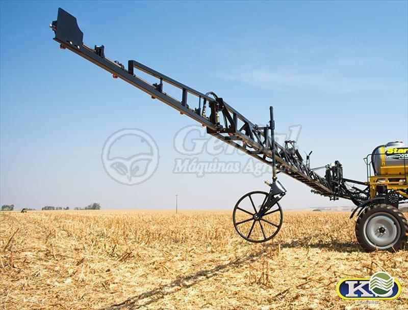 KS PULVERIZADOR AUTOPROPELIDO STARKER  2020/2020 Genial Máquinas