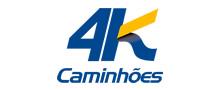 4K Caminhões - Araras Logo