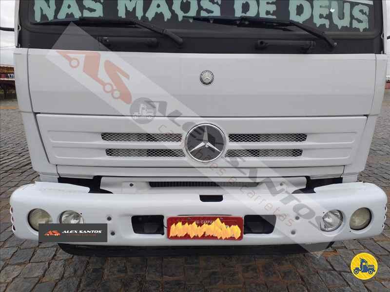 MERCEDES-BENZ MB 1718 000km 2011/2011 Alex Santos Caminhões