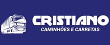 cristiano caminhões e carretas logo