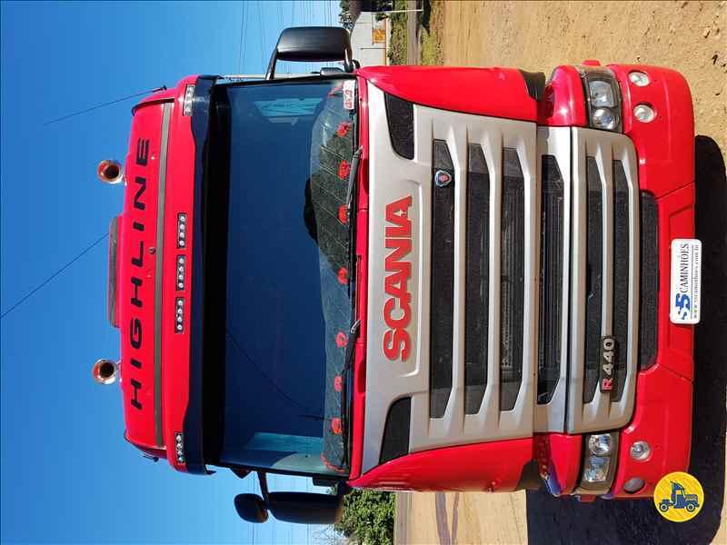 SCANIA SCANIA 440 740000km 2014/2014 SS Caminhões