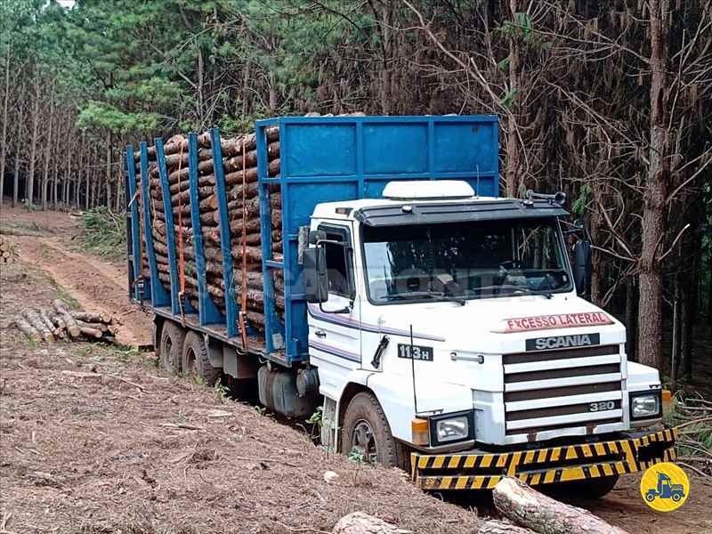 SCANIA SCANIA 113 320 1km 1992/1992 Scanponta Caminhões Peças e Serviços