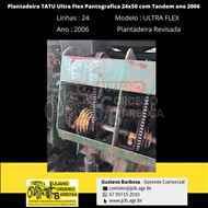 TATU ULTRA FLEX  2006/2006 JCB Máquinas e Implementos Agrícolas