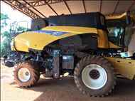 NEW HOLLAND CR 9060  2011/2011 Agroforte Máquinas