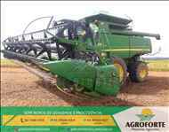 JOHN DEERE JOHN DEERE 9670 STS  2014/2014 Agroforte Máquinas