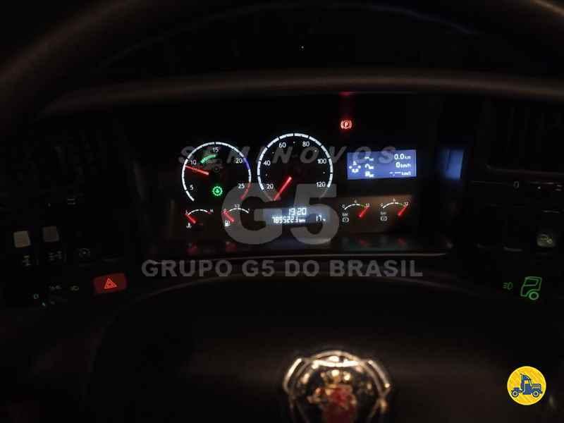 SCANIA SCANIA 124 420 789000km 2009/2009 Seminovos G5 do Brasil