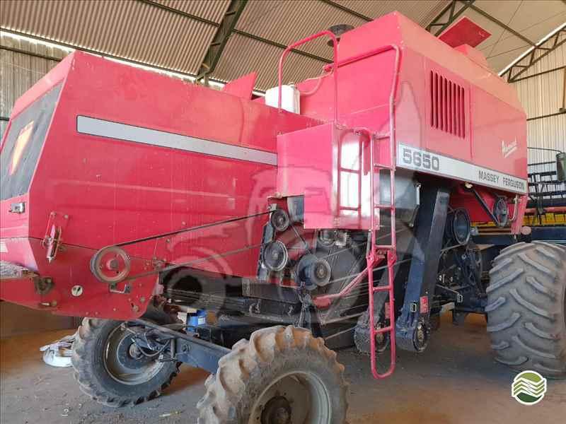 MASSEY FERGUSON MF 5650  2002/2002 EP Máquinas e Implementos Agrícolas