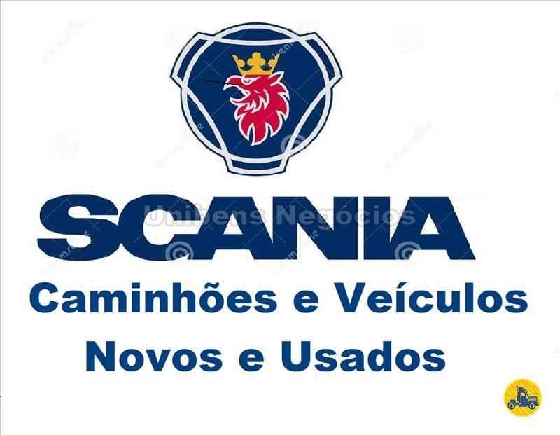 SCANIA SCANIA 580  2018/2019 Unibens Negócios - Caminhões, Tratores e Máquinas