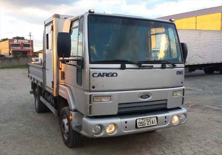 FORD CARGO 816 78800km 2013/2013 SelectTrucks - Limeira SP