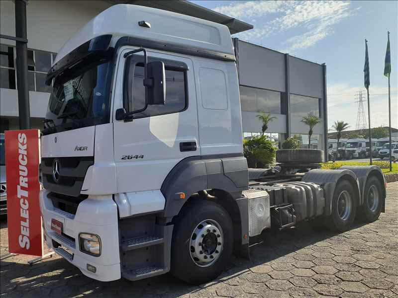 MERCEDES-BENZ MB 2644 664236km 2013/2013 Selectrucks - Santos
