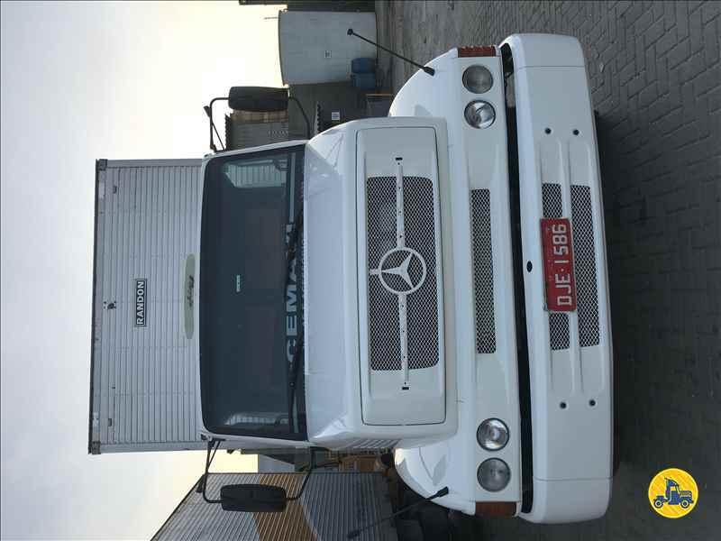 MERCEDES-BENZ MB 1620  2006/2006 CTA Locações