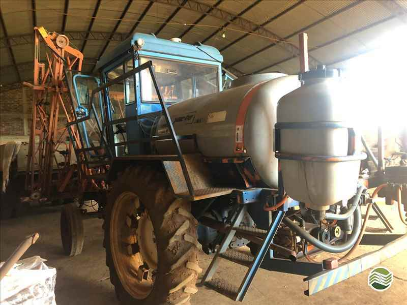 TRATOR MONTADO METALPLUS  1991/1991 PB Máquinas Agrícolas