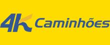 4K Caminhões - Pouso Alegre Logo