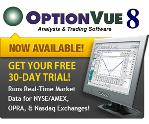 OptionVue 8 Software image