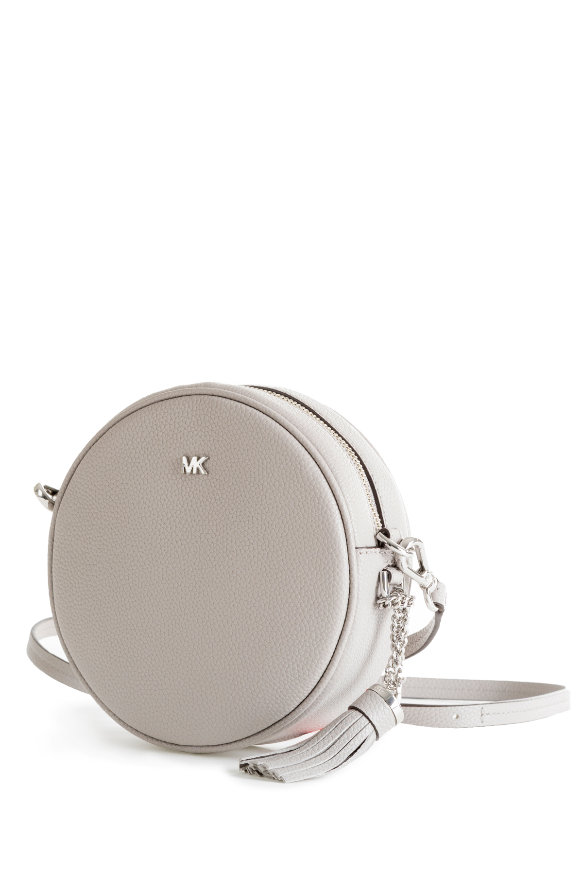 free shipping d8808 f5dde ROUND LEATHER BAG