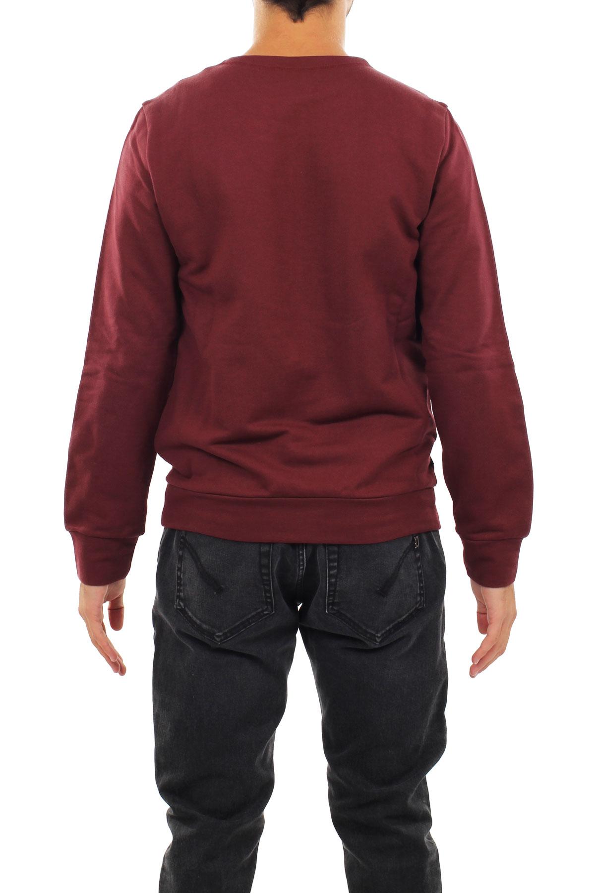 FELPA 'GHERIG' IN COTONE DONDUP | Sweatshirts | UF482KF136UN47586