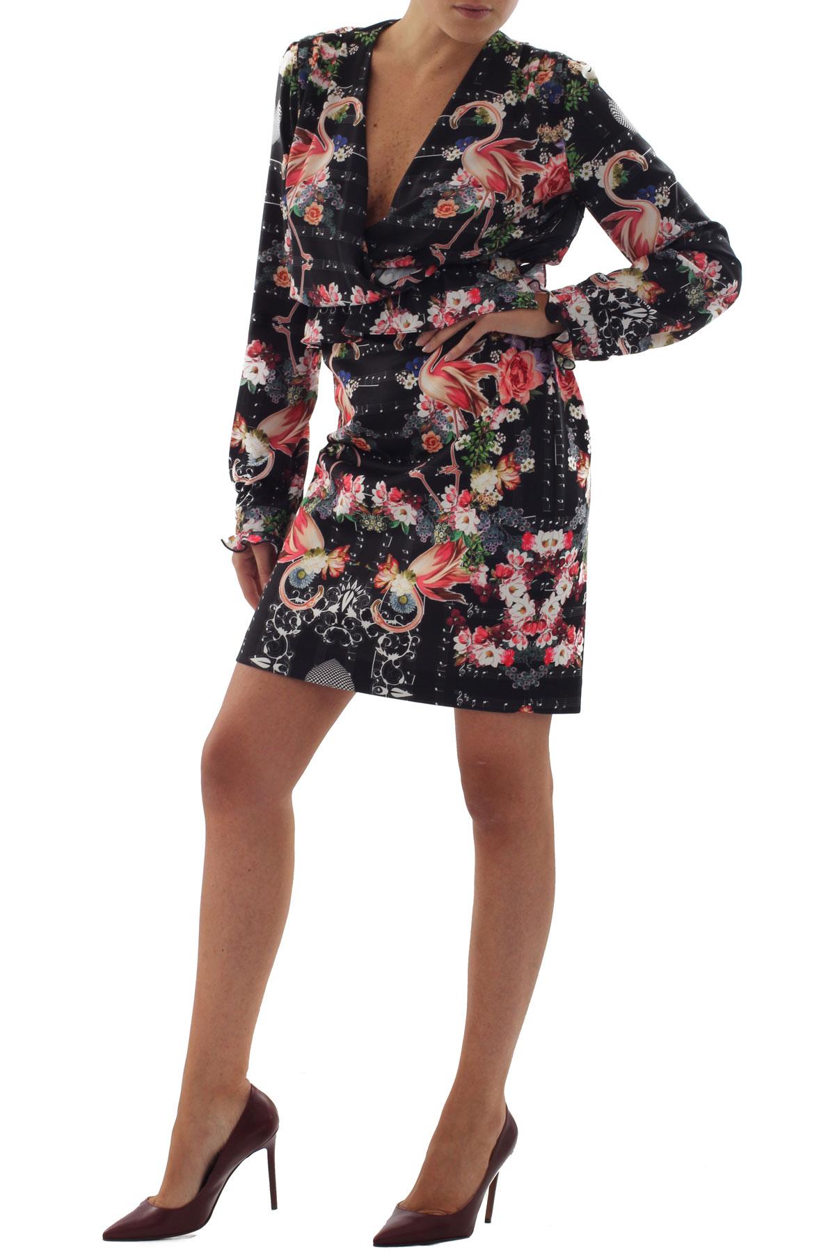 ABITO LONGUETTE PRINTED/COL./NARR./EMBR.   Dress   AI16S1DR131013