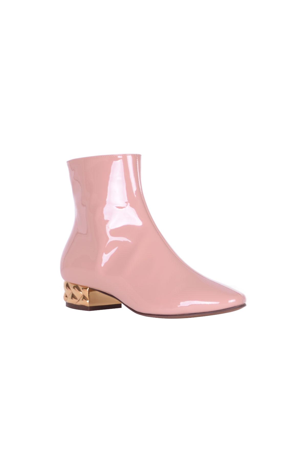 BOOTS IN PAINT L'AUTRE-CHOSE | Ankle Boots | LDF06125WB00418018rosa