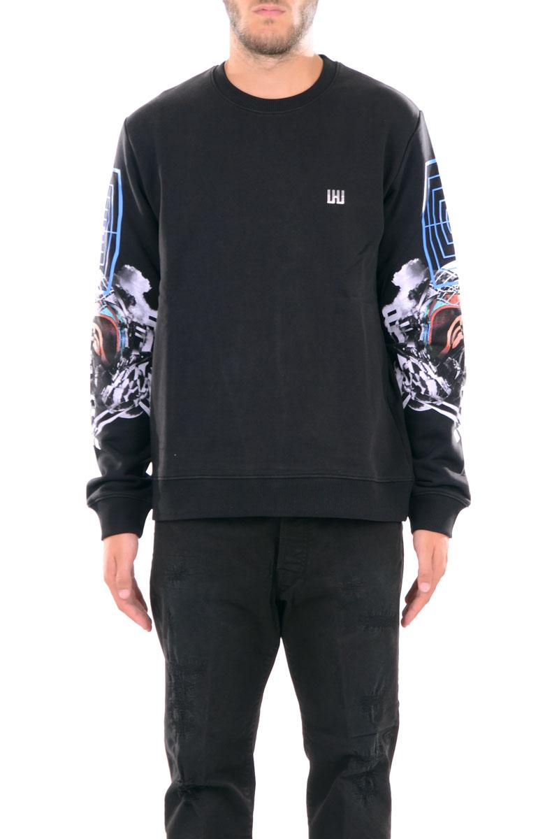 COTTON SWEATSHIRT LES HOMMES   Sweatshirts   URD850PUD8579135