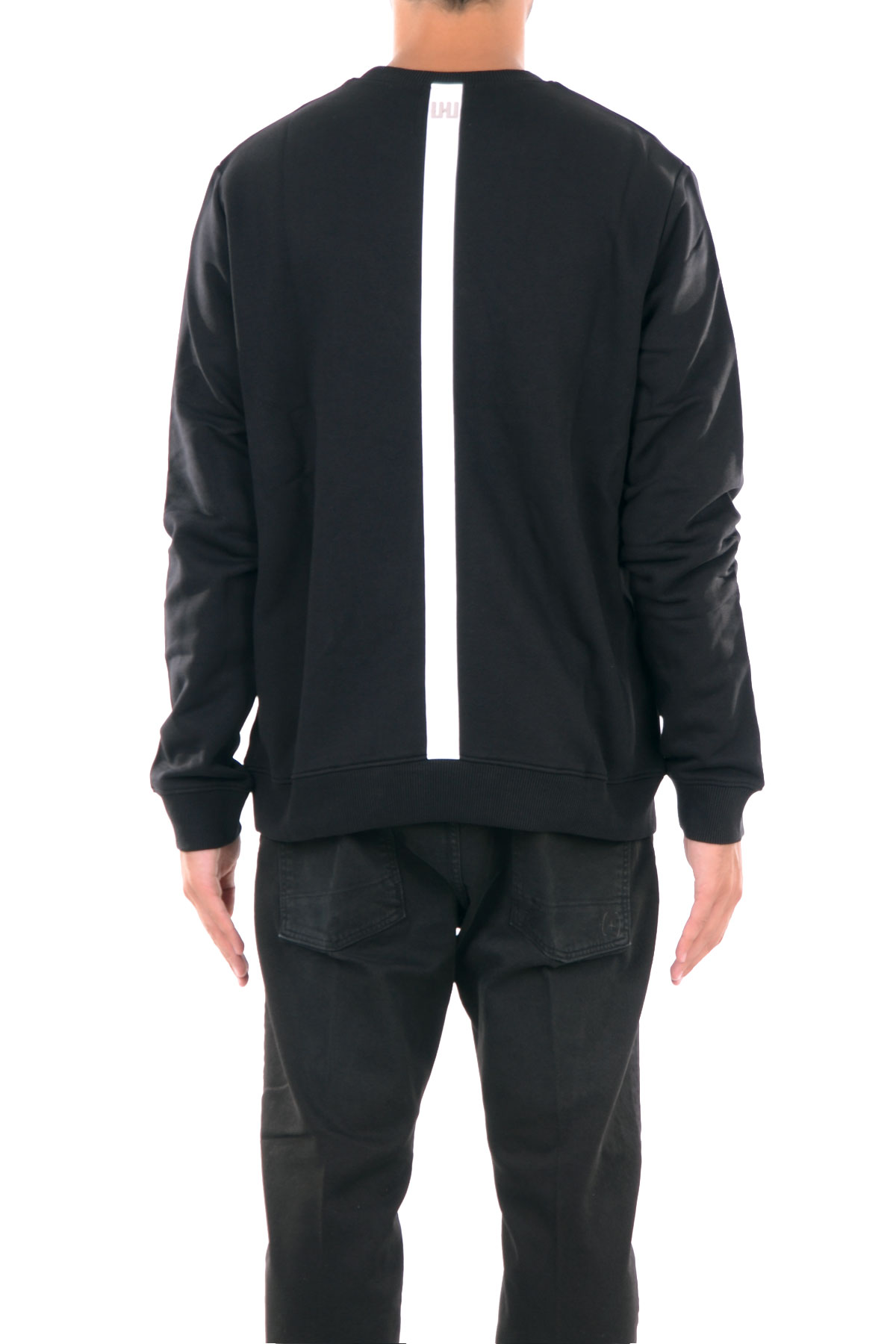 COTTON SWEATSHIRT LES HOMMES   Sweatshirts   URD850PUD862D9015