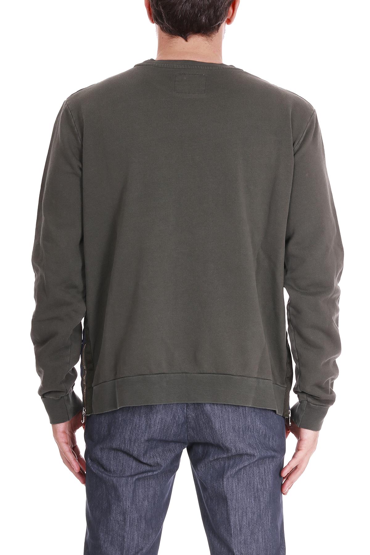 COTTON SWEATSHIRT WITH ZIP THE EDITOR | Sweatshirts | E506940T5542157
