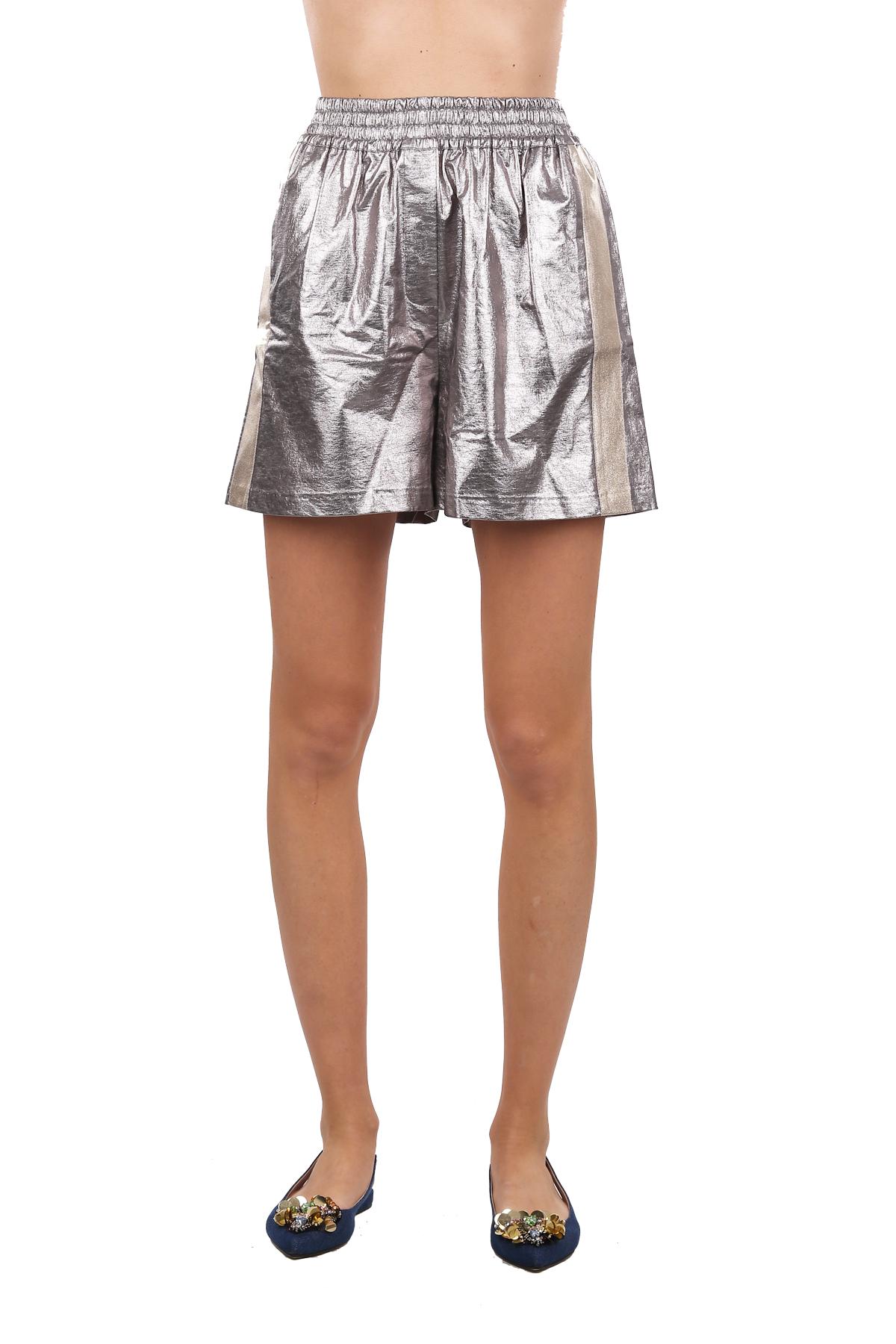 SHORT LAMINATO Nude | Shorts | 110373559