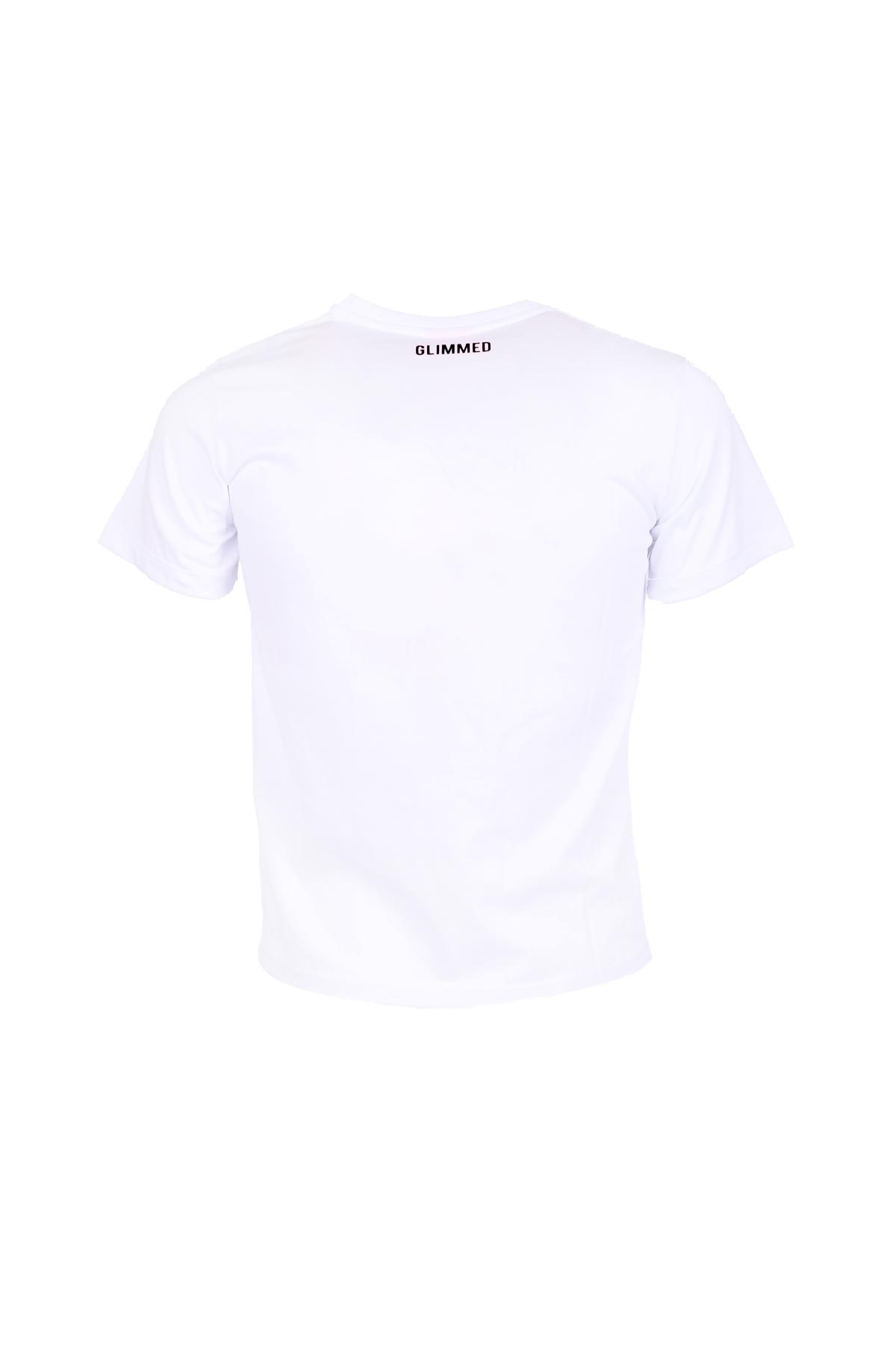 COTTON T-SHIRT GLIMMED | T-shirt | CCW190100101BIANCO