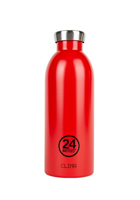 CLIMA BOTTLES HOT RED 500 ml 24BOTTLES | Termos | CLIMA050HOTREDUNICA