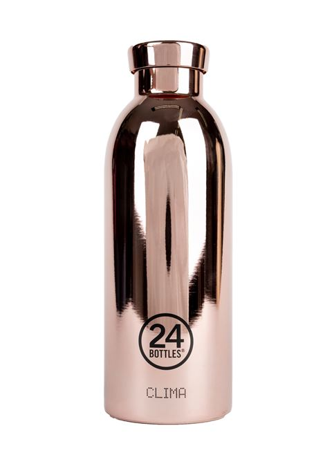 CLIMA BOTTLES ROSE GOLD 500 ml 24BOTTLES |  | CLIMA050ROSEGOLDUNICA