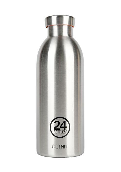 CLIMA BOTTLES STEEL 500 ml 24BOTTLES |  | CLIMA050STEELUNICA