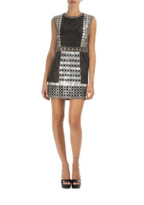 SILK CHIFFON DRESS ALBERTA FERRETTI | Dress | 04346614555