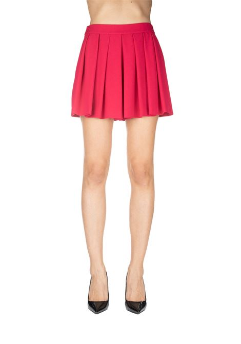 SHORT FUCSIA IN CADY CON PINCES BOUTIQUE MOSCHINO | Shorts | 03065834A0213