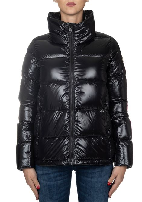 SUPER POLISHED BLACK DOWN JACKET COLMAR | Jackets | 2248ORIGIN5TW99
