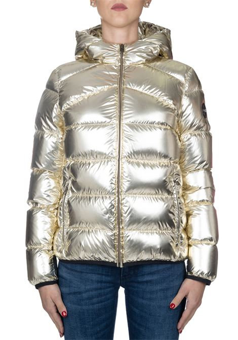GOLD DOWN JACKET METAL RESEARCH COLMAR | Jackets | 2275UPERFECTION6TN214
