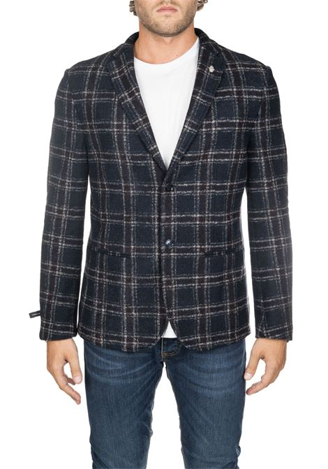 SINGLE-BREASTED JACKET TAMBORA SF COL DANIELE ALESSANDRINI | Jackets | G2977E775390623