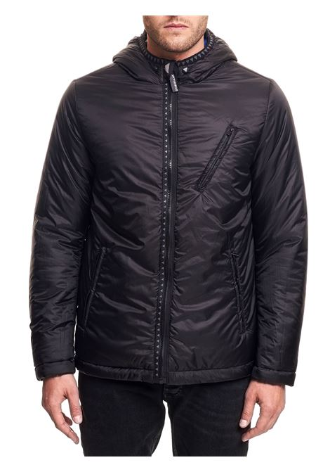 MULTICOLOR COMPONABLE AND REVERSIBLE JACKET DIVISIBILE | Jackets | 10104+10049+10057FANTASIA