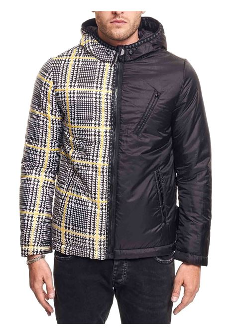 MULTICOLOR COMPONABLE AND REVERSIBLE JACKET DIVISIBILE | Jackets | 10108+10083+10086FANTASIA