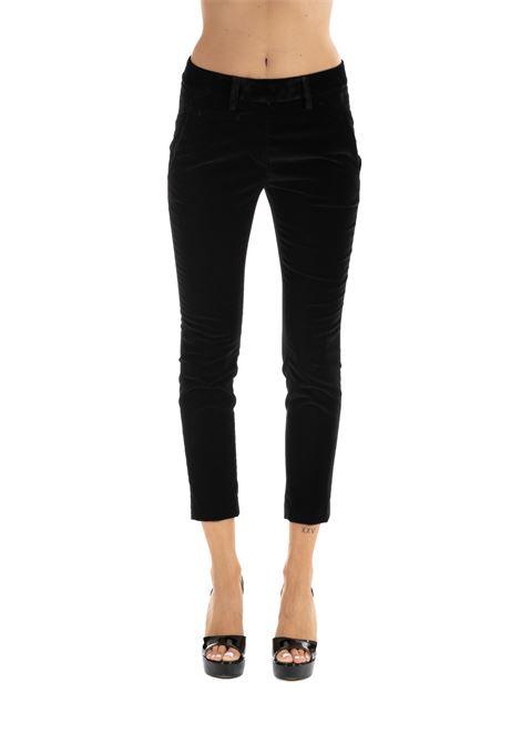 PERFECT VELVET SMOOTH STRETCH PANTS DONDUP | Pants | DP066VS0019XXXPDDW19999