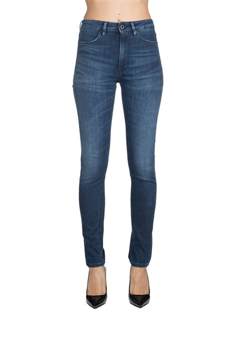 JEANS IRIS SUPERSKINNY FIT DONDUP | Jeans | DP450DS0265W43PDDW19800