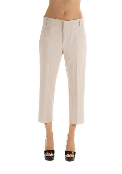 ARIEL BEIGE PANTS DONDUP | Pants | DP475TS0009XXXPDDW19019