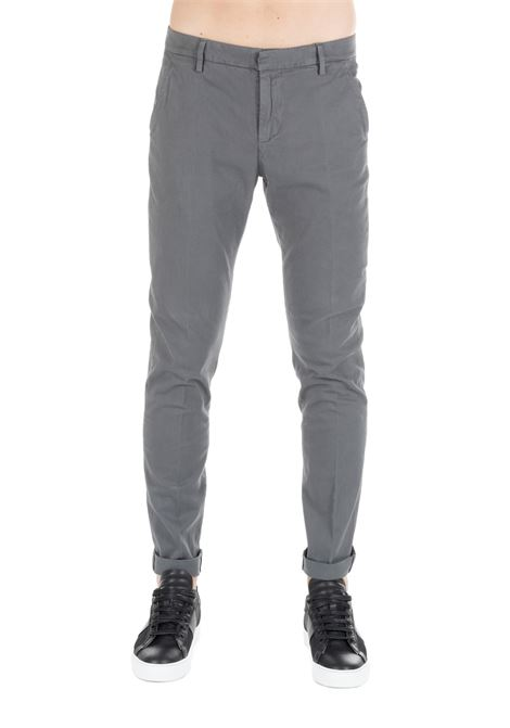 GRAY GAUBERT TROUSERS DONDUP | Pants | UP235GS0043PTDDUW19997
